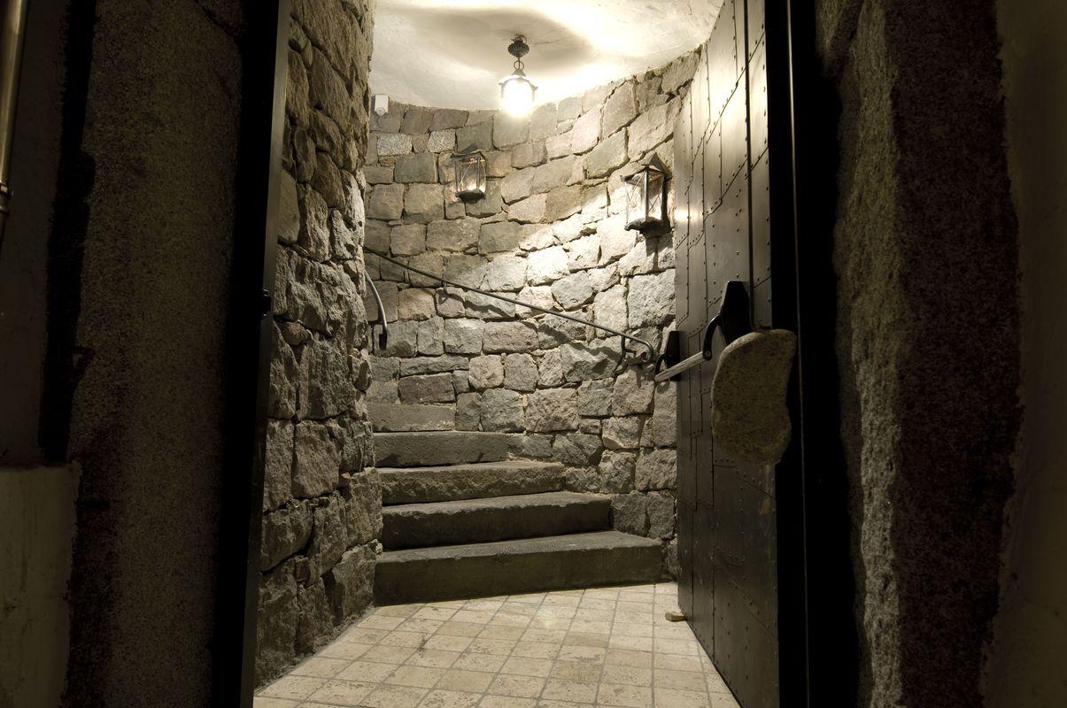 Hotel Löwenwirt - der Törggele Keller in Tscherms bei Meran - Südtirol